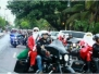 SANTA BIG BIKE PARADE 2013 (Launching Lippo Mall Kuta)